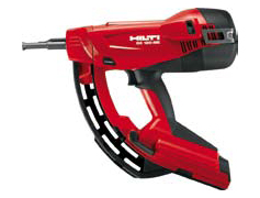 hilti gx 120 mw fully automatic gas actuated. Black Bedroom Furniture Sets. Home Design Ideas