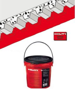 Hilti Firestop Joint Spray CFS-SP WB
